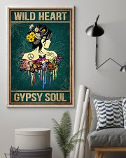 Hippie Wild Heart 16x24 Poster lifestyle-poster-1
