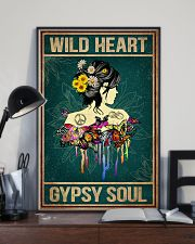 Hippie Wild Heart 16x24 Poster lifestyle-poster-2