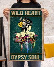Hippie Wild Heart 16x24 Poster poster-portrait-16x24-lifestyle-18