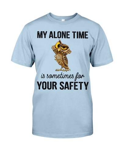 Owl My Alone Time