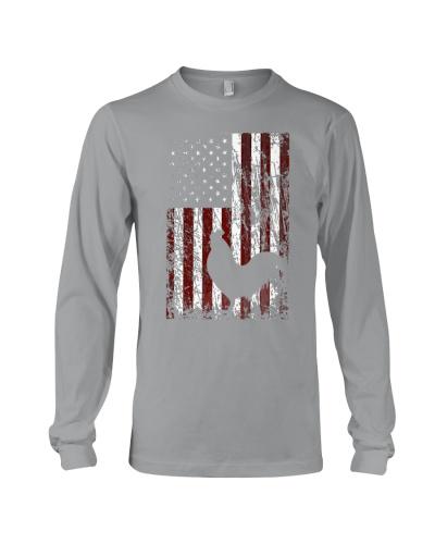 Chicken Flag United States