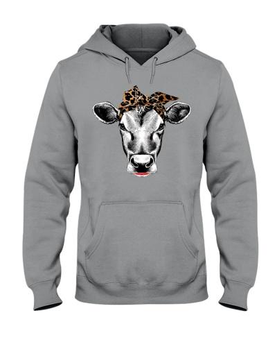 Cow Face Bandana Farm Heifer