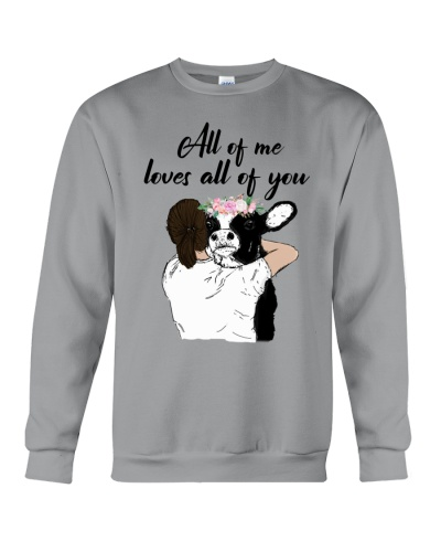 Cow All Of Me Loves All Of You