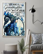Cat Witch Granddaughters Of Witches 16x24 Poster lifestyle-poster-1