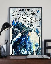 Cat Witch Granddaughters Of Witches 16x24 Poster lifestyle-poster-2