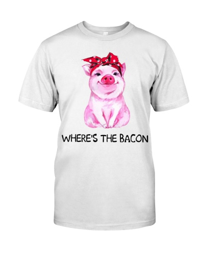 Pig Where 's The Bacon