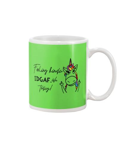 Unicorn Feeling kinda IDGAF