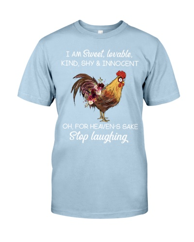 Chicken I Am Sweet Loveable