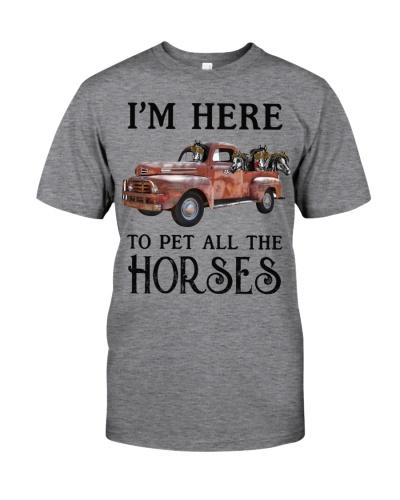 Horse I'm Here