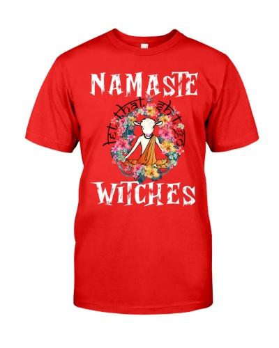 Goat Namaste Witches