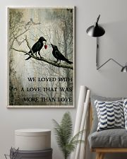 Raven We Love  16x24 Poster lifestyle-poster-1