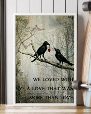 Raven We Love  16x24 Poster lifestyle-poster-4