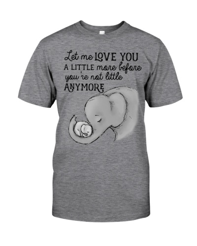 Elephant Let Me Love You