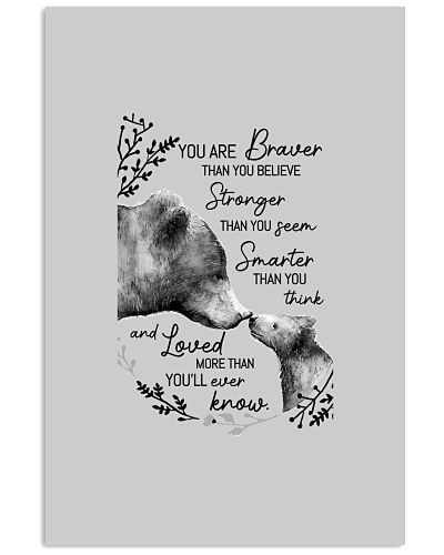 Bear You Are Braver Than You Believe