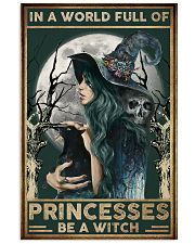 Witch In A World Full Of Princess 16x24 Poster front