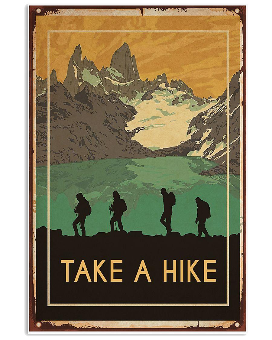 Hiking Take A Hike  16x24 Poster