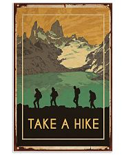Hiking Take A Hike  16x24 Poster front