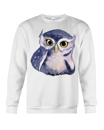 Owl Face Cool