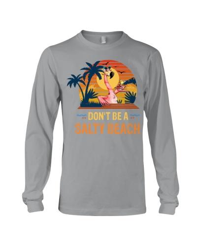 Flamingo Don't Be A Salty Beach