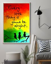 Hippie Every Little Thing Is Gonna Be Alright  16x24 Poster lifestyle-poster-1