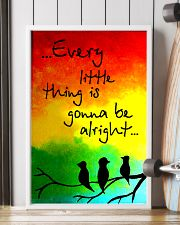 Hippie Every Little Thing Is Gonna Be Alright  16x24 Poster lifestyle-poster-4