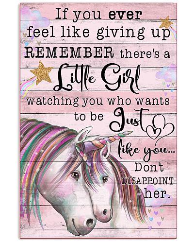 Unicorn If You Ever Feel Like Giving Up
