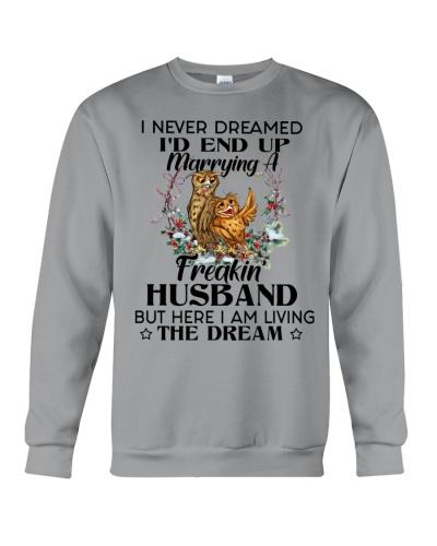 Owl I Never Dreamed I'D End Up Marrying Husband
