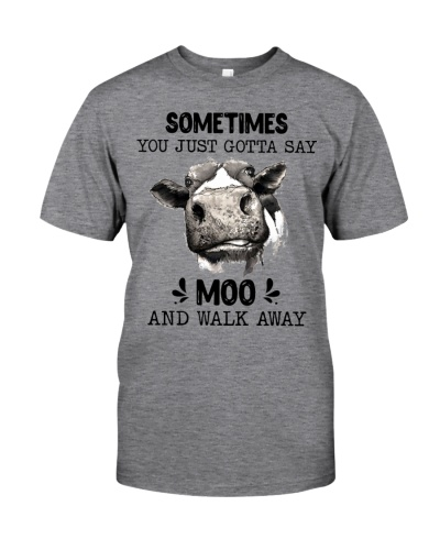 Cow Sometimes You Just Gotta