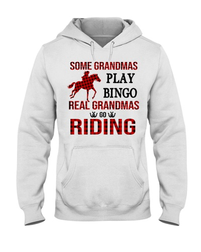 Horse Some Grandmas play bingo