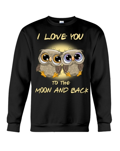 Owl I Love You To The Moon And Back
