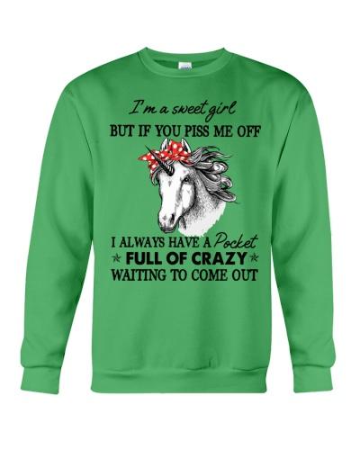 Horse I'm A Sweet Girl