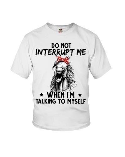 Horse Do Not Interput Me