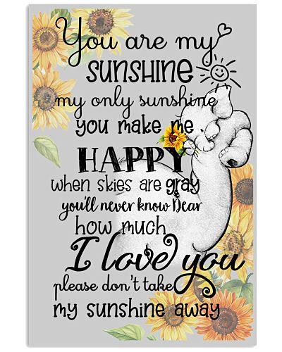 Baby elephant You are my sunshine my only sunshine