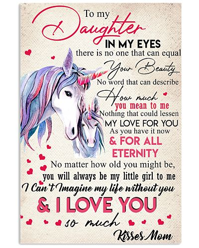 Unicorn To My Daughter In My Eyes