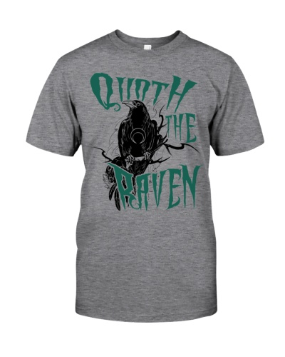 Raven Quoth The Raven