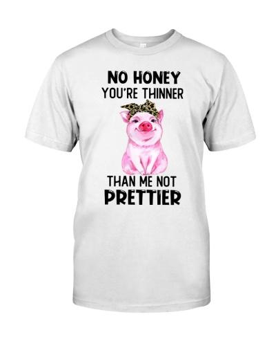 Pig No Honey You're Thinner