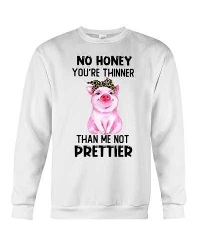 Pig No Honey You're Thinner
