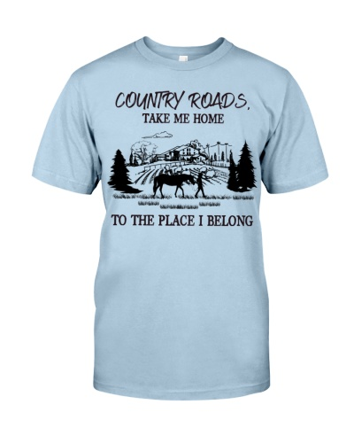 Horse Country Roads