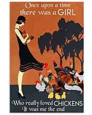 Chicken Once Upon A Time  16x24 Poster front