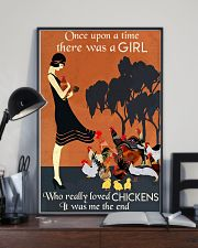 Chicken Once Upon A Time  16x24 Poster lifestyle-poster-2