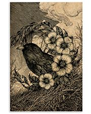 Raven Tree 16x24 Poster front