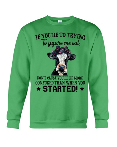 Cow If You're To Trying