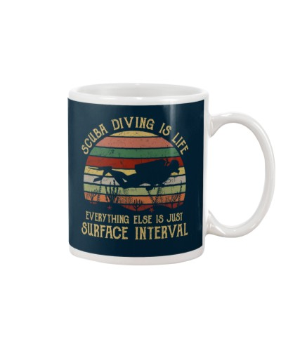Scuba Diving Everything else is just surface
