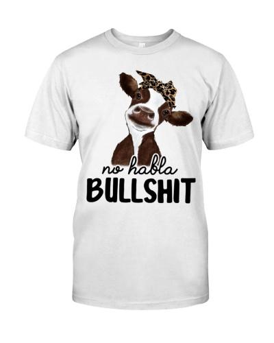 Cattle No Habla Bullshit