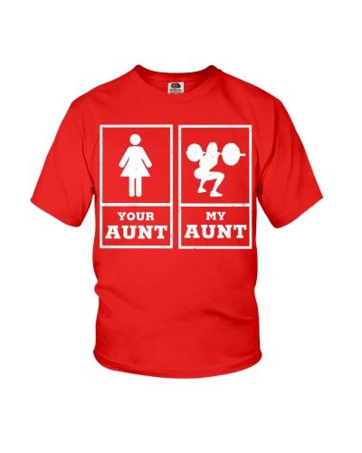 Unicorn Your aunt My aunt
