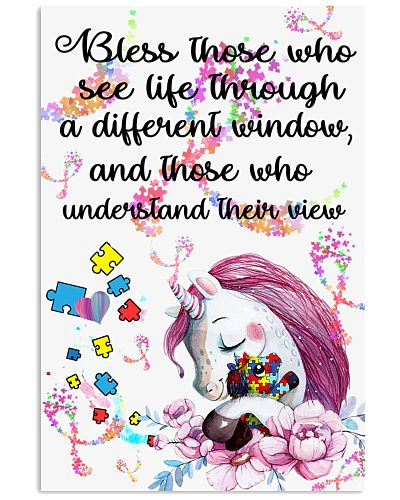 Baby Unicorn You are braver  Nursery Poster