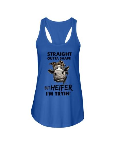 Cattle Straight outta shape but Heifer I'm tryin'