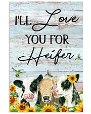Cow I'll Love You  16x24 Poster front