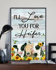 Cow I'll Love You  16x24 Poster lifestyle-poster-2