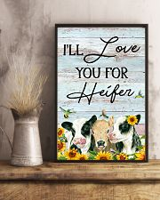 Cow I'll Love You  16x24 Poster lifestyle-poster-3